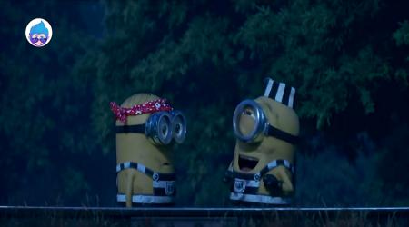 تصویر از Short animation of minions