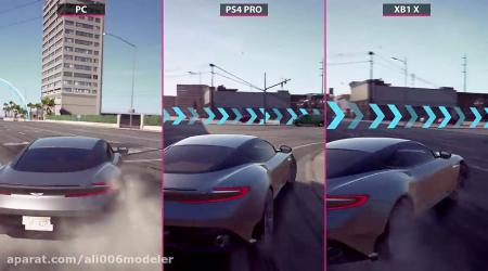 Need For Speed Payback Pc Vs Ps4 Pro Vs Xbox One X Graphics